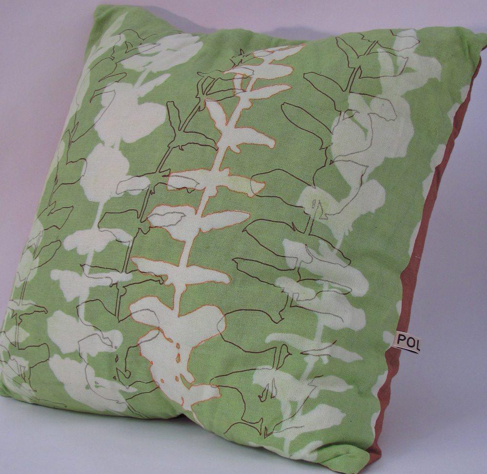 Handmade Linen, Silk & Devore Cushions