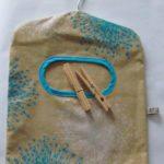 small hanger peg bags