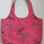 large cotton beach bag