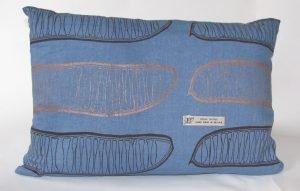 rectangular linen cushions
