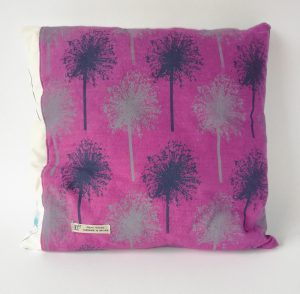 patchwork panel cushions